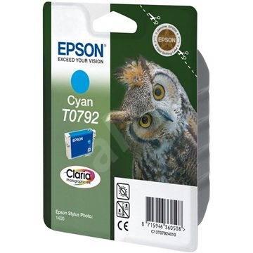 Epson T0792 azúrová - Cartridge