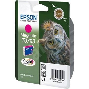 Epson T0793 purpurová - Cartridge