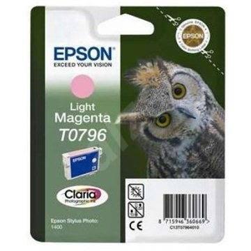 Epson T0796 svetlá purpurová - Cartridge