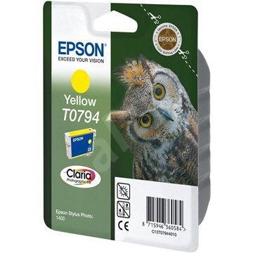 Epson T0794 žltá - Cartridge