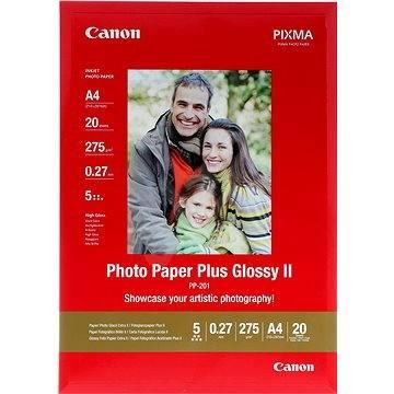 Canon PP-201 A4 lesklý - Fotopapier