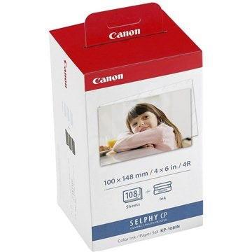 Canon KP-108IN - Papiere a fólie