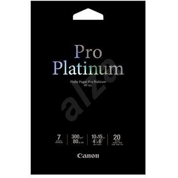 Canon PT-101 10x15 Pro Platinum lesklý - Fotopapier