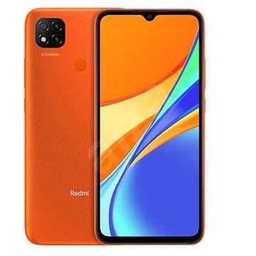 Xiaomi Redmi 9C 64GB oranžový - Mobilný telefón