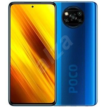 Xiaomi POCO X3 128GB modrý - Mobilný telefón