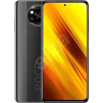 Xiaomi POCO X3 128 GB sivá - Mobilný telefón
