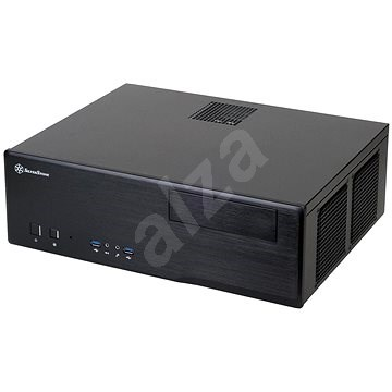 SilverStone GD05B Grandia - PC skrinka