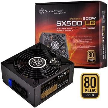 SilverStone SX500 500W SFX Series - PC zdroj