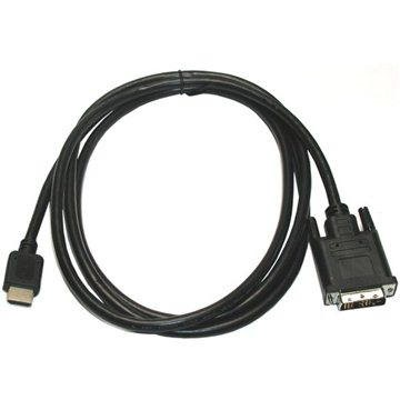 ROLINE DVI - HDMI prepojovací, tienený, 3m - Video kábel