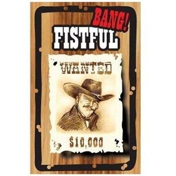 Bang! – Fistful rozšírenie - Rozšírenie kartovej hry