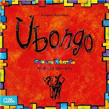 Ubongo - Spoločenská hra