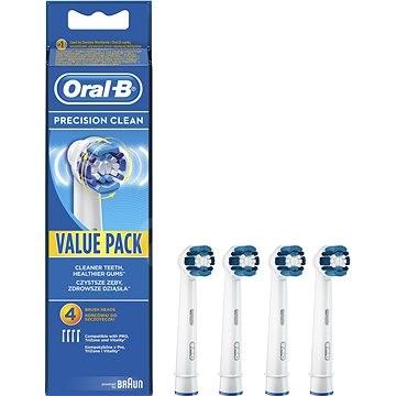 Oral B EB 20-4 Precision clean - Náhradné hlavice
