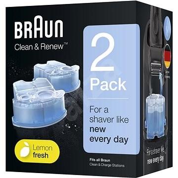 Braun Clean & Charge – Náhradná náplň CCR2 - Náhradná náplň