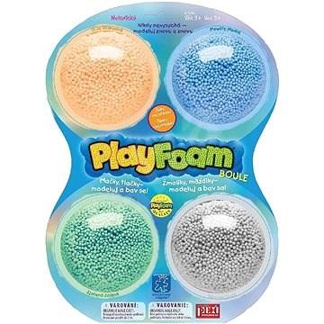 PlayFoam Boule 4pack - Boys - Penová plastelína